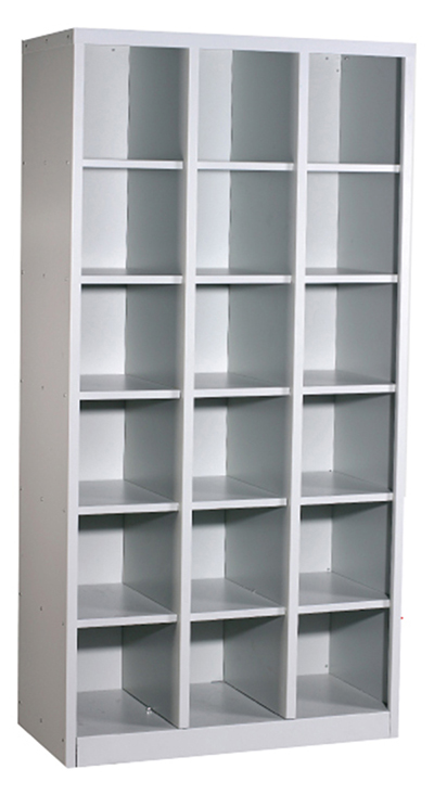 18 Pigeon Hole Cabinet Image