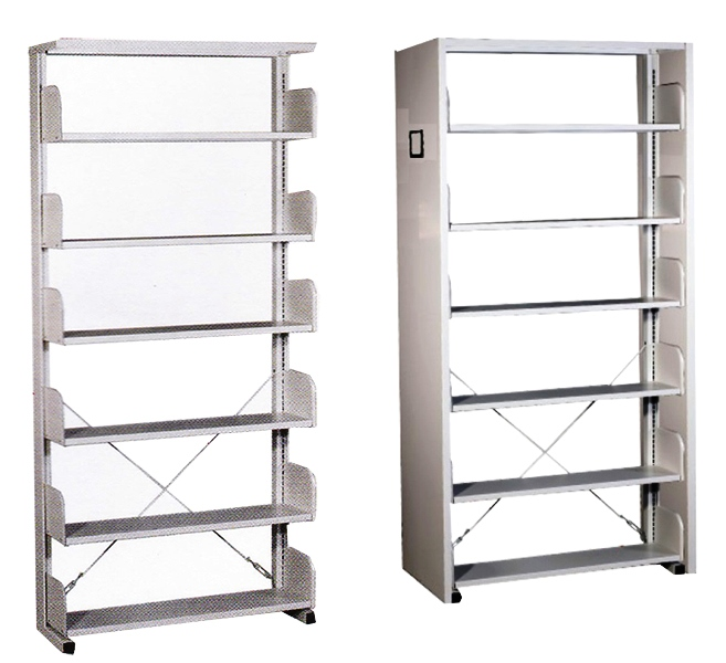 Capital Steel Enterprise 187 Library Shelving Amp Book Trolley