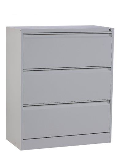 3 Drawers Lateral Filing Cabinet Image