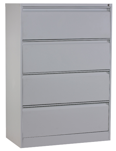 4 Drawers Lateral Filing Cabinet Image