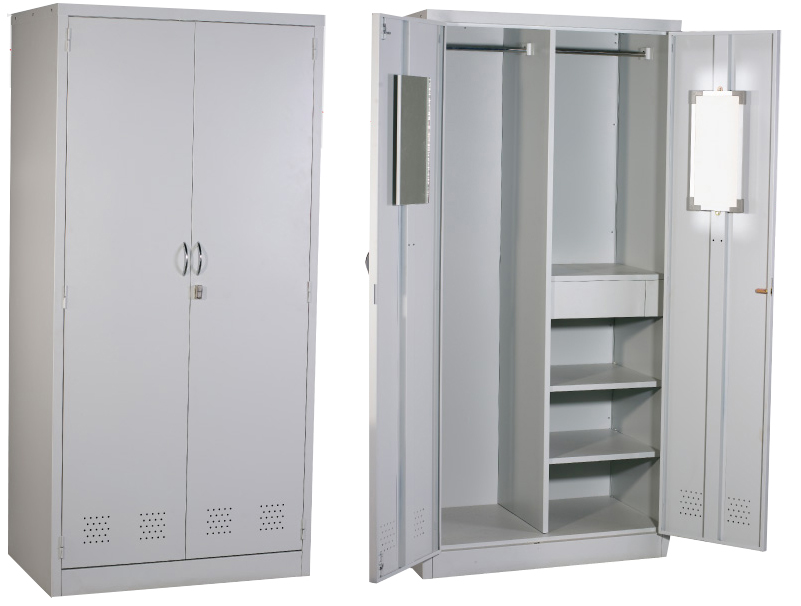 Double Door Wardrobe Image