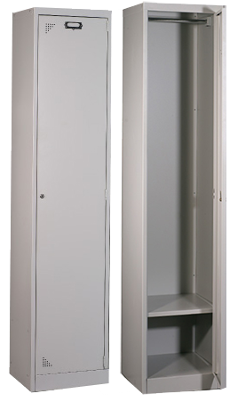 1 Compartment Locker Image