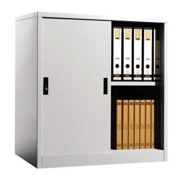 Half Height Steel Sliding Door Cabinet Image