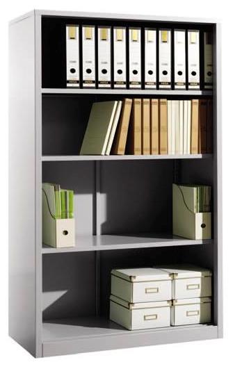 Full Height Open Shelf Cupboard Image