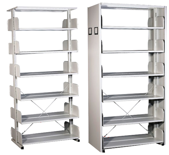 New Capital Steel Enterprise » Library Shelving & Book Trolley WD55